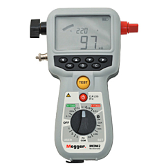 Megger BD-59092 MOM2 Micro-Ohmmeter