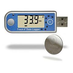 Monarch Instruments 5396-0101 Track-It Temperature Data Logger w/Display