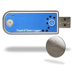 Monarch Instruments 5396-0203 Track-It RH/Temperature Data Logger w/NO Display