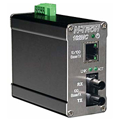 N-Tron 102MCE Unmanaged Media Converter