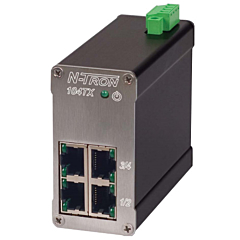 N-Tron 104TX Unmanaged Ethernet Switch