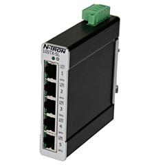 N-Tron 105TX-SL Unmanaged Ethernet Switch - 5 Port Slimline Design