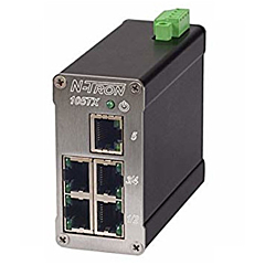 N-Tron 105TX Unmanaged Ethernet Switch - 5 Port