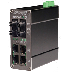 N-Tron 106FX2 Unmanaged Ethernet Switch