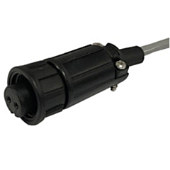 Ram Meter Inc. CA210-R 2-pin Cable Assembly