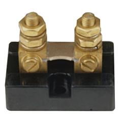 Ram Meter Inc. 20M100A50 - 100 Amp 50 DCmV DC Current Shunt