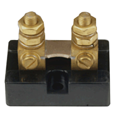 Ram Meter Inc. 20M10A50 - 10 Amp 50 DCmV DC Current Shunt