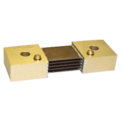 Ram Meter Inc.  B200A100 - 200 Amp 100 DCmV DC Current Shunt