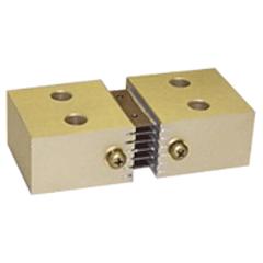 Ram Meter Inc.  RFL2500A50 - 2500 Amp 50 DCmV DC Current Shunt
