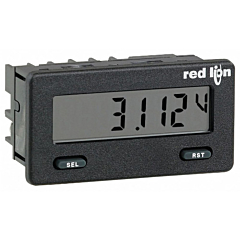 Red Lion Controls CUB5VR00 DC Voltage Meter - Miniature 5-Digit w/Reflective Display