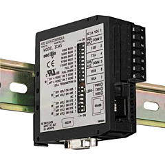 Red Lion Controls ICM50000 Signal Conditioner - 3-Way Isolated Serial Converter Module (RS232/RS422/RS485)