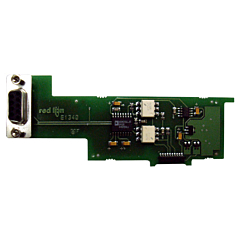 Red Lion Controls PAXCDC2C PAX Meter Output Card - RS232 Serial Output w/9-Pin Connector