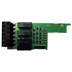 Red Lion Controls PAXCDS20 PAX Meter Output Card - Quad Relay Output