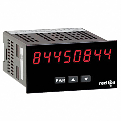 Red Lion Controls PAXLC800 PAX Lite Digital Counter - 8-Digit