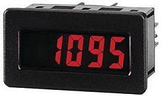 Red Lion Controls DT8 Series 5-Digit Digital Rate Indicators