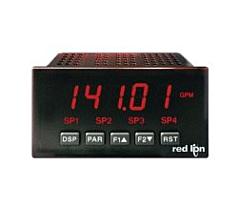 Red Lion Controls PAXD0010 - DC Current & DC Voltage Meter