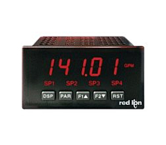 Red Lion Controls PAXI0020 - Digital Counter / Rate Meter w/ACV Power