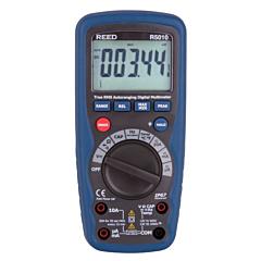 Reed Instruments R5010 Digital Multimeter - 10 AC/DCA, 1000 AC/DCV True-RMS & Waterproof