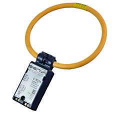 """Senva C-3106 AC Current Transducer - 50/100/200/300A w/5DCV/10DCV/4-20DCmA Output & 9.00"""" Rogowski Coil"""