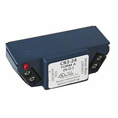 Senva CR4-12 Command Relay - N.C. w/12DCV Coil for C-23XX Series