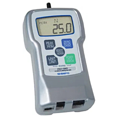 Shimpo Instruments FGV-1XY Digital Force Gauge w/Data Output - 1 lb (500 g) Force Capacity