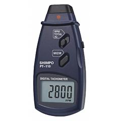 Shimpo Instruments PT-110 Handheld Laser Non-Contact Tachometer