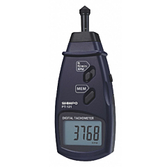 Shimpo Instruments PT-121 Handheld Contact Tachometer - Imperial \ US units