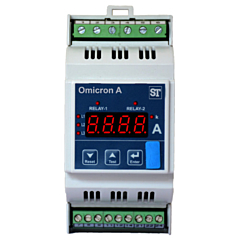 Sifam Tinsley OR10-I174H11000000 Omnicron-A Single Phase/3-Phase Current Monitoring Relay w/1+1 Relay Outputs