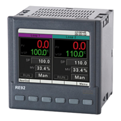 Sifam Tinsley RE92 PID Controller - Temp/RTD, Process, Resistance w/Analog & Relay Outputs