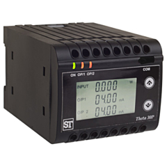 Sifam Tinsley THETA 30 Power Transducer - Programmable Active/Reactive/Apparent Power Input w/DCmA/DCV Output w/Display & RS485
