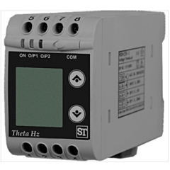 Sifam Tinsley THETA Hz Frequency Transducer - Programmable 45-65 Hz Input w/DCmA/DCV Output w/Display & RS485