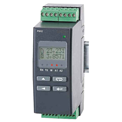 Sifam Tinsley P30U Programmable Multifunction Transducer - ACA, ACV, Freq, Temp, RTD w/Analog/Relay Output