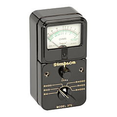 Simpson Electric 12311 - 372-3 Ohmmeter