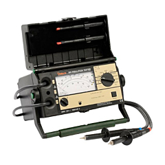 Simpson Electric 12505 Model 505 High-Voltage Insulation Tester