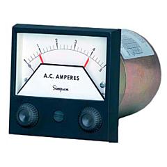 Simpson Electric 3300 Series Rugged Seal Meter Relay - DC Volt Meters