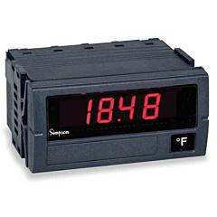 Simpson Electric Falcon F45 4.5-Digit Digital Temperature Meter