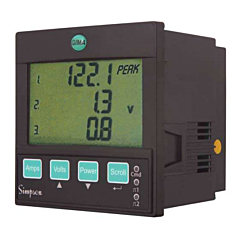 Simpson Electric GIMA Series Digital Power Meter