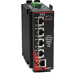 Sixnet SLX-5EG-1 Unmanaged Gigabit Ethernet Switch - 5 Port