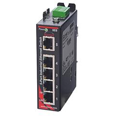 Sixnet SLX-5ES Singlemode / Multimode Unmanaged Ethernet Switch