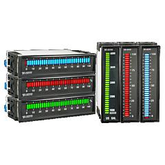 Texmate AM-30 LED Bargraph Meter - 50mV, 100mV, 200mV, 1V, 5V, 10V & 4-20mA