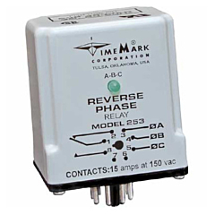 Time Mark Corp. Model 253 Reverse Phase Relay