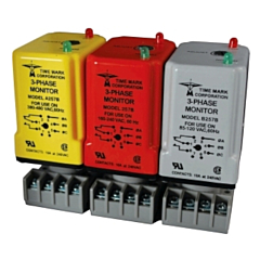 Time Mark Corp. Model 257 3-Phase Universal Phase Monitoring Relays