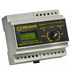Time Mark Corp. Model 25 True-RMS 3-Phase Power Monitor w/Display