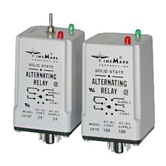 Time Mark Corp. Model 261 Alternating Relays