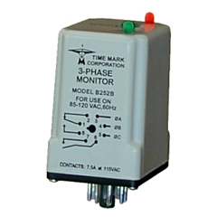 Time Mark Corp. Model 252 3-Phase Power Monitor
