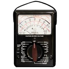 Triplett 3030 - Model 630 VOM Analog Multimeter - 600 AC/DCV