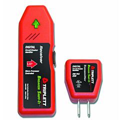 Triplett 9650 Breaker Sniff-It Digital Circuit Breaker Locator