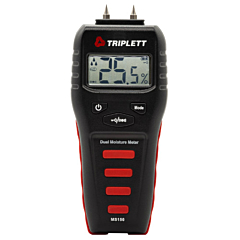 Triplett MS150 Pin/Pinless Moisture Meter