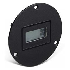 Trumeter 3410-1000 Elapsed Time Meter - 8-Digit, 20-300 ACV/10-300 DCV, Non-Resettable, Hours