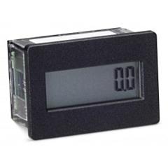 Trumeter 3410-2010 Elapsed Time Meter - 8-Digit, 20-300 ACV/10-300 DCV, Resettable, Hours